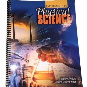 Other - Physical Science Lab Handout Book